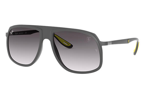 Ray-Ban 0RB4308M-SCUDERIA FERRARI COLLECTION RB4308M Grau SUN