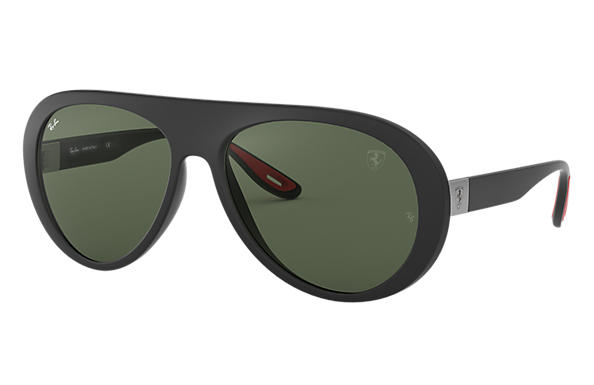 Ray-Ban 0RB4310M-SCUDERIA FERRARI COLLECTION RB4310M Black SUN