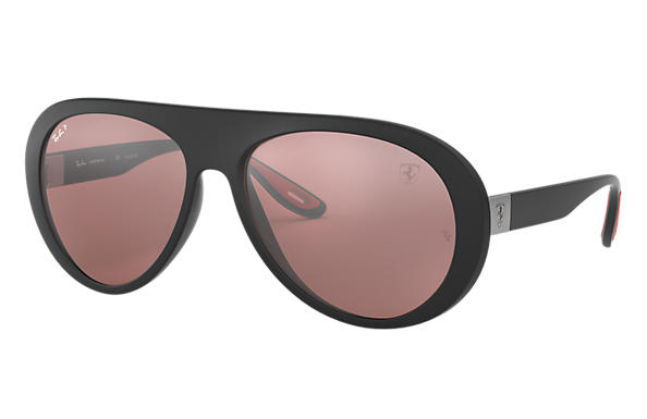 Ray-Ban 0RB4310M-SCUDERIA FERRARI COLLECTION RB4310M Noir SUN