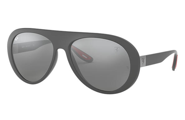 Ray-Ban 0RB4310M-SCUDERIA FERRARI COLLECTION RB4310M Grey SUN