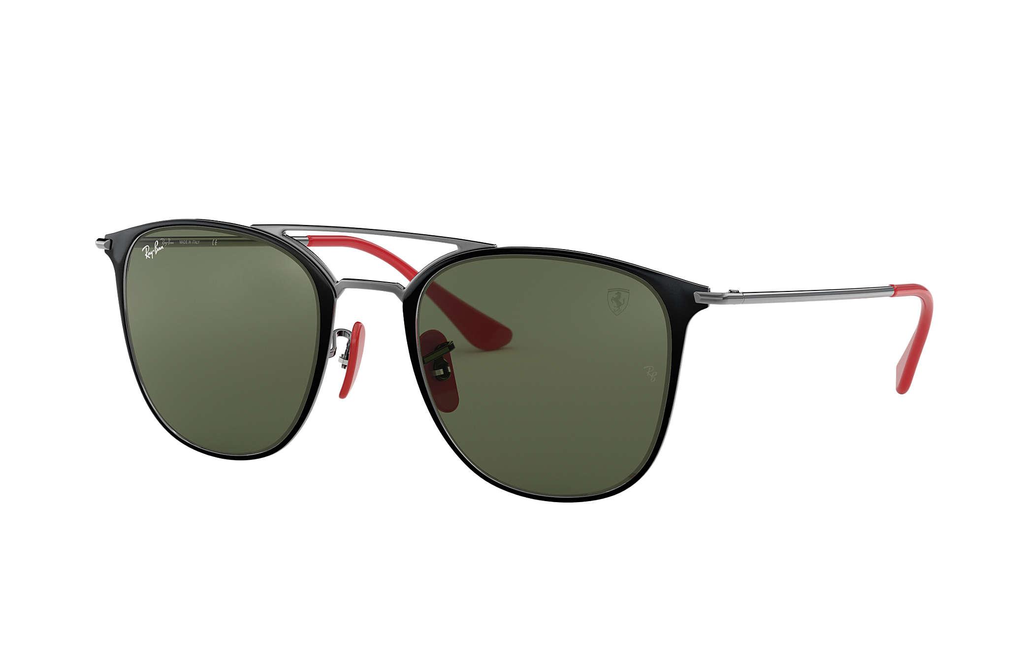 oculos ray ban hexagonal ferrari