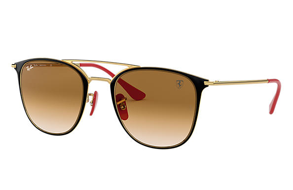 Ray-Ban 0RB3601M-SCUDERIA FERRARI COLLECTION RB3601M Negro,Oro; Oro SUN