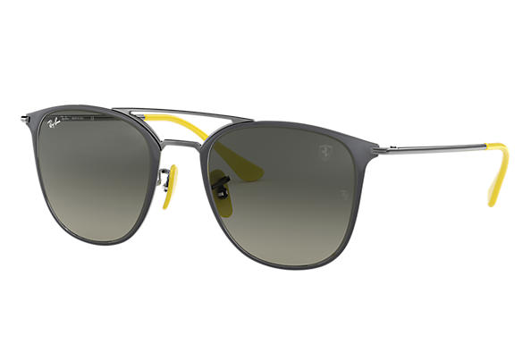 Ray-Ban 0RB3601M-SCUDERIA FERRARI COLLECTION RB3601M Gris,Gunmetal; Gunmetal SUN