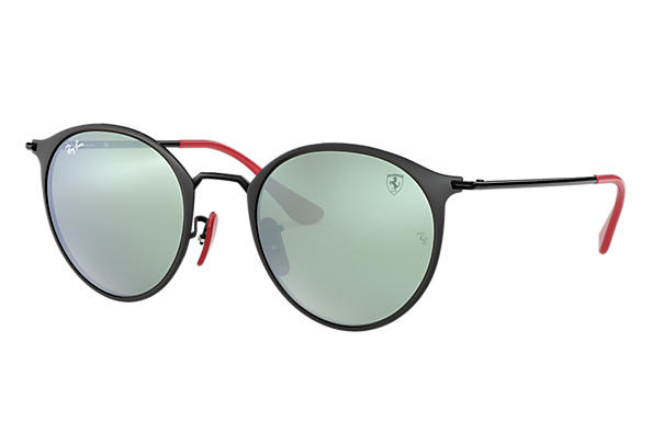 a50ab367b46 Ray-Ban Scuderia Ferrari Collection Rb3602m RB3602M Gris - Acero ...