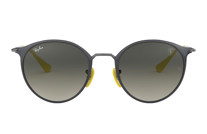 Ray-Ban RB3602M SCUDERIA FERRARI COLLECTION Grey with Grey Gradient lens