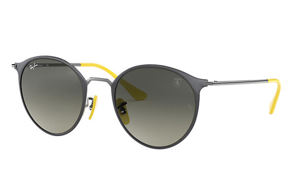 Ray-Ban 0RB3602M-SCUDERIA FERRARI COLLECTION RB3602M Cinzento,Chumbo; Chumbo SUN