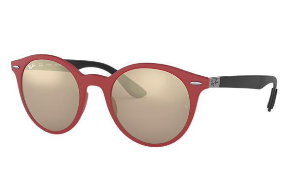 Ray-Ban 0RB4296-RB4296 Red; Black SUN