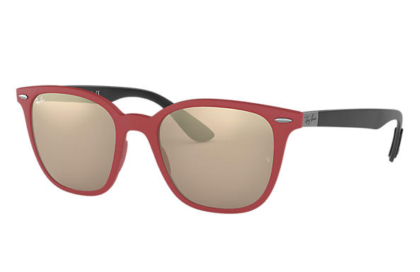 Ray-Ban 0RB4297-RB4297 Rot; Schwarz SUN