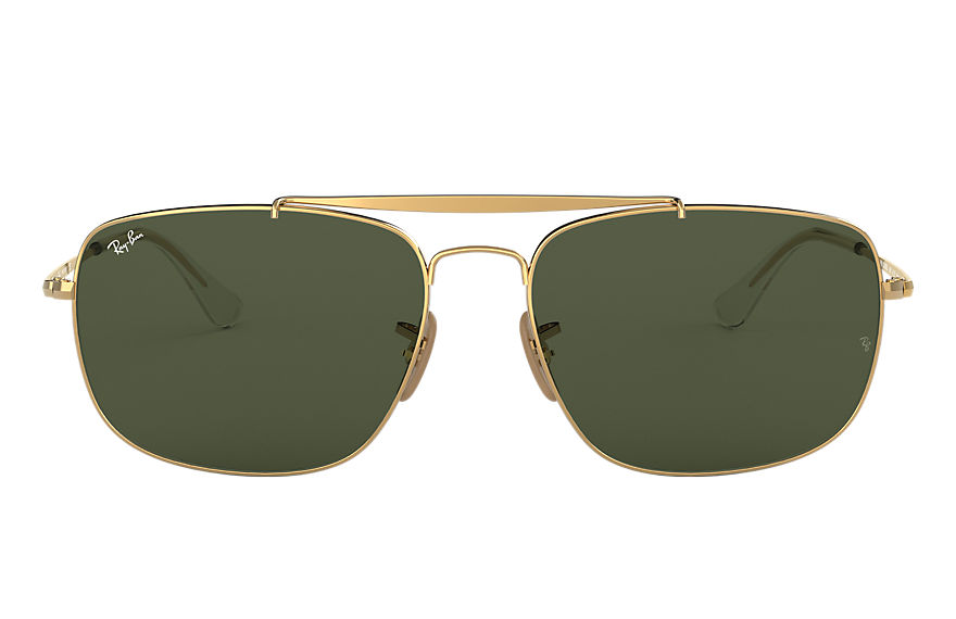 Ray-Ban  sunglasses RB3560 MALE 001 colonel gold 8053672906325