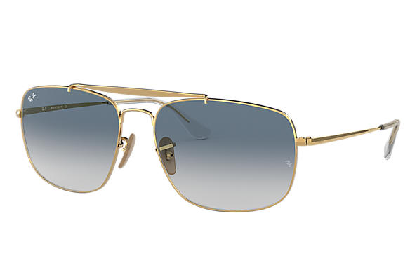 Ray-Ban 0RB3560-COLONEL Goud SUN