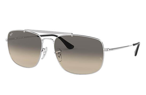 Ray-Ban 0RB3560-COLONEL Argent SUN