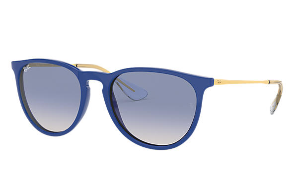 Ray-Ban 0RB4171-ERIKA @Collection Blue; Gold SUN