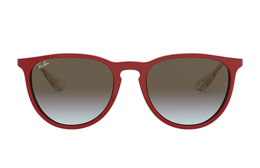 Ray-Ban  sunglasses RB4171 UNISEX 010 erika online exclusive red 8053672910742