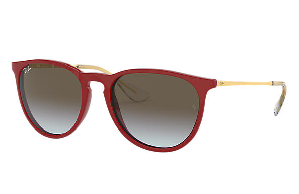 Ray-Ban 0RB4171-ERIKA @Collection Rouge; Or SUN
