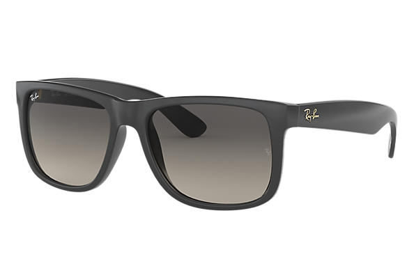 Ray-Ban Sunglasses Justin @Collection Grey with Grey Gradient lens