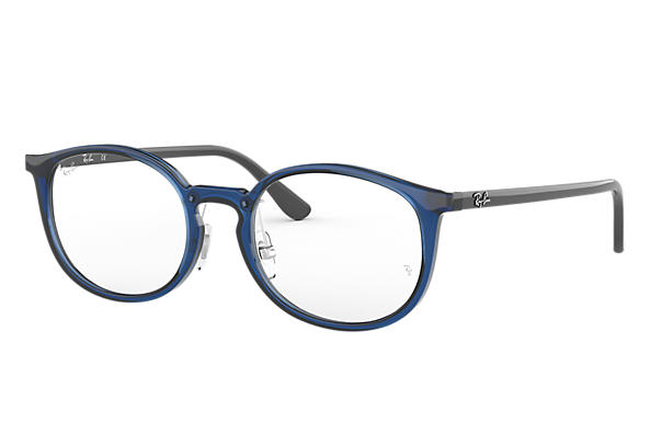 Ray-Ban 0RX7150D-RB7150D Blue; Grey OPTICAL