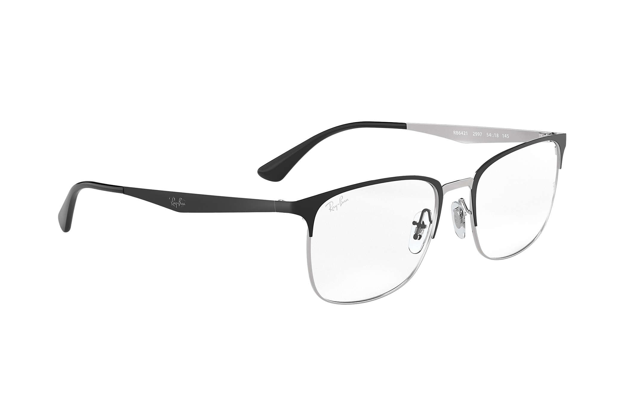 e6957bc24a Ray-Ban eyeglasses RB6421 Black - Metal - 0RX6421299752