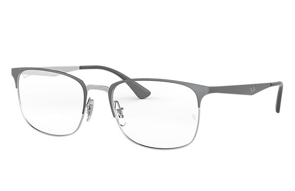 Ray-Ban 0RX6421-RB6421 Grey,Silver OPTICAL
