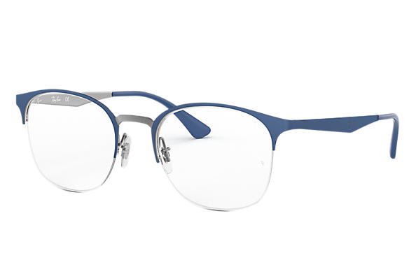 Ray-Ban 0RX6422-RB6422 Blue,Gunmetal OPTICAL
