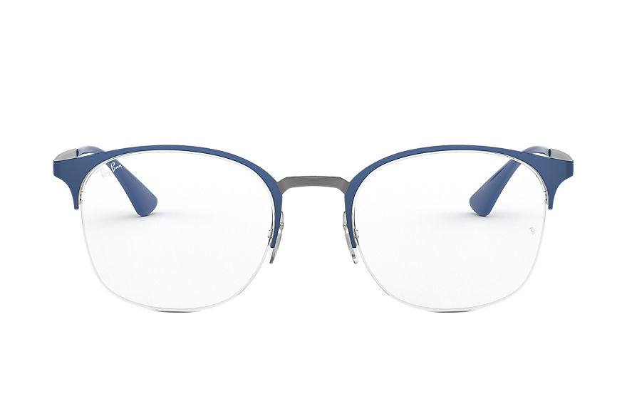 Ray-Ban  eyeglasses RX6422 FEMALE 004 rb6422 蓝色 8053672915181
