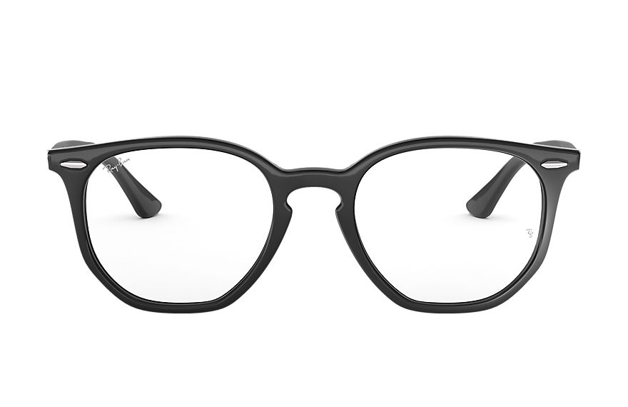 Ray-Ban Eyeglasses HEXAGONAL OPTICS Black