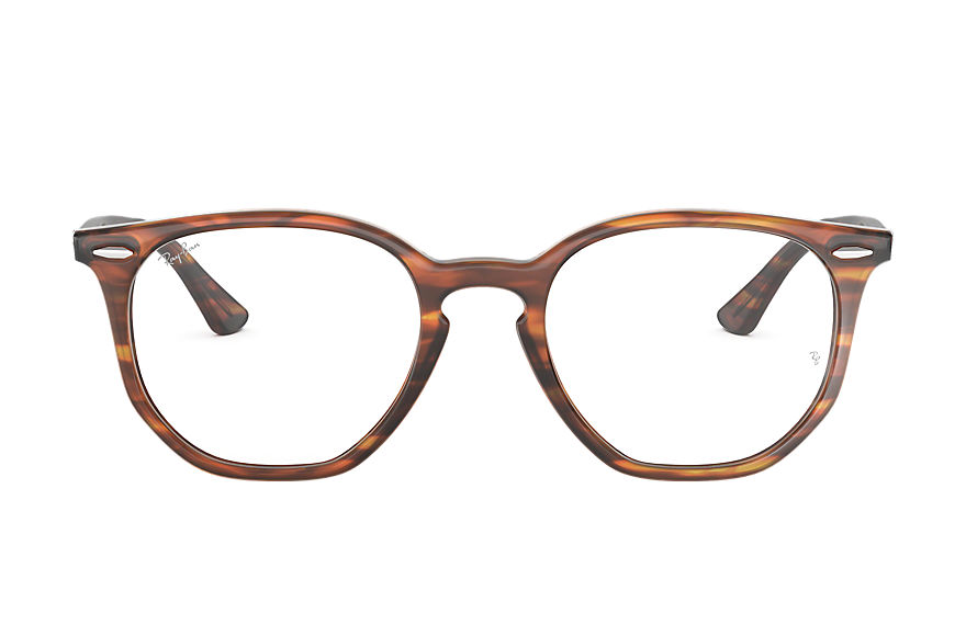 Ray-Ban  eyeglasses RX7151 UNISEX 003 rb7151 hexagonal optics schildpad 8053672915266