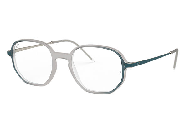 Ray-Ban 0RX7152-RB7152 Green; Green,Silver OPTICAL