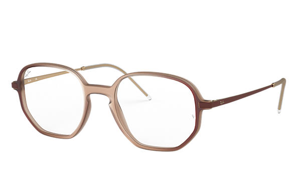 Ray-Ban 0RX7152-RB7152 Bordeaux OPTICAL
