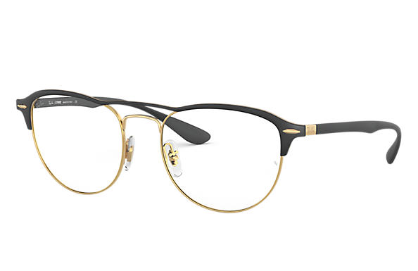 Ray-Ban 0RX3596V-RB3596V Negro,Oro; Negro OPTICAL