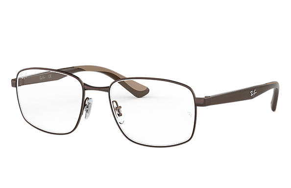 Ray-Ban 0RX6423-RB6423 Brown OPTICAL