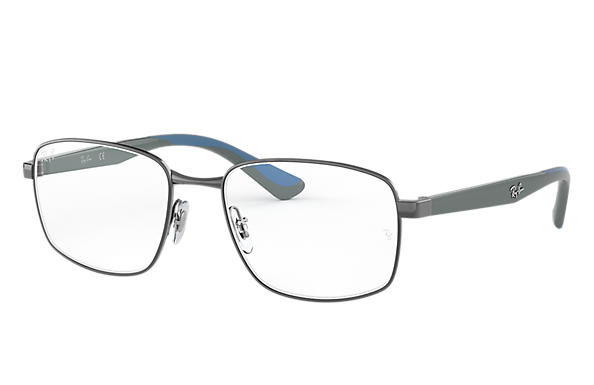 Ray-Ban 0RX6423-RB6423 Gunmetal OPTICAL