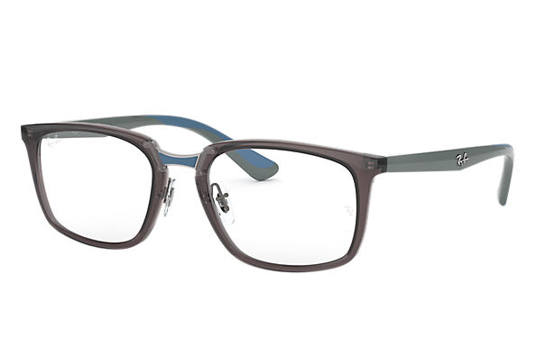 Ray-Ban 0RX7148-RB7148 Grey OPTICAL