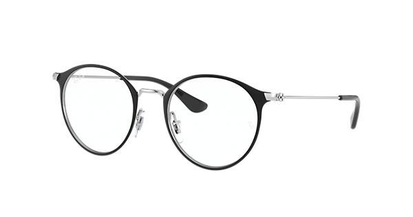 312f6c28a41 Ray-Ban prescription glasses RY1053 Black - Metal - 0RY1053406443 ...