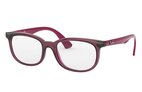 Ray-Ban 0RY1584-RB1584 Violett-Rot OPTICAL