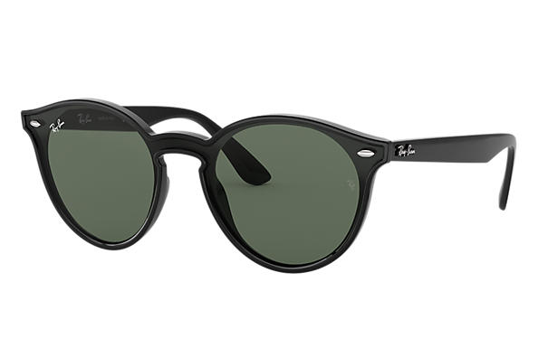 Ray-Ban		 0RB4380N-BLAZE RB4380N Black SUN