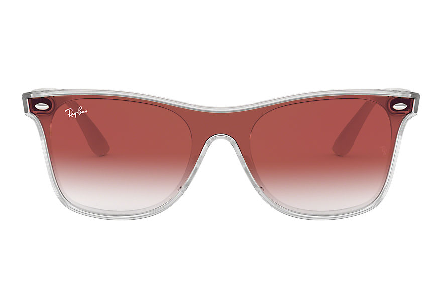 Ray-Ban  sunglasses RB4440N UNISEX 003 blaze wayfarer transparent 8053672919097