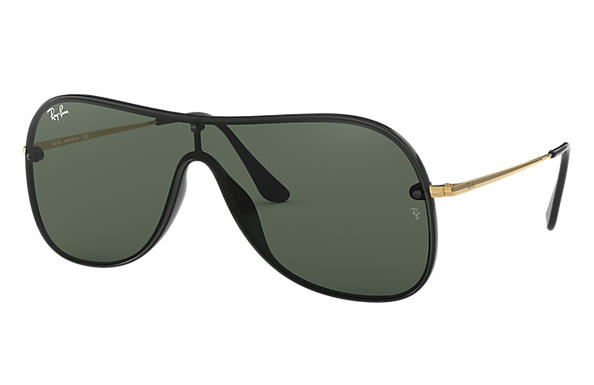 Ray-Ban 0RB4311N-RB4311N Black; Gold SUN