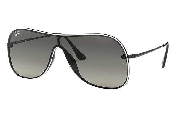 Ray-Ban 0RB4311N-RB4311N White,Black; Black SUN