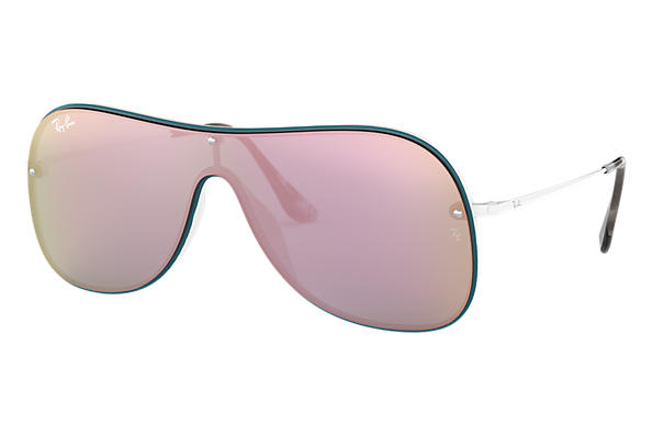 Ray-Ban 0RB4311N-RB4311N Blue,White; White SUN