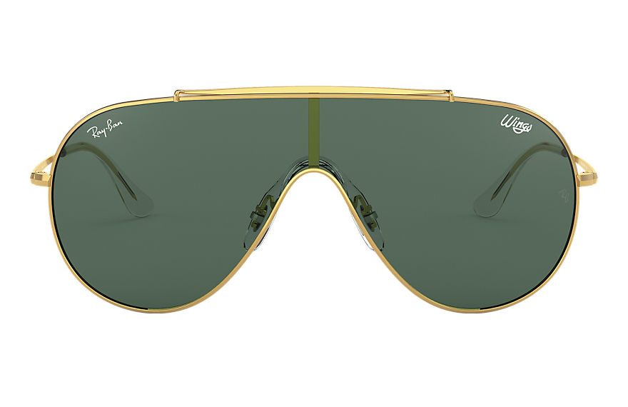 Ray-Ban  sunglasses RB3597 UNISEX 006 wings 金 8053672919523