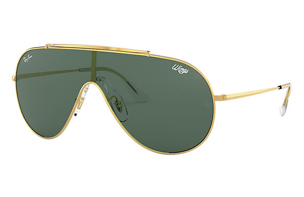 Ray-Ban 0RB3597-WINGS Oro SUN