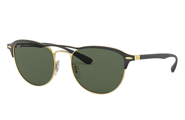 Ray-Ban 0RB3596-RB3596 Black,Gold; Black SUN