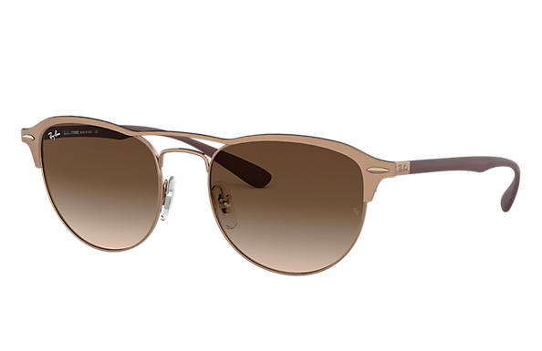 Ray-Ban 0RB3596-RB3596 Light Brown; Violet SUN