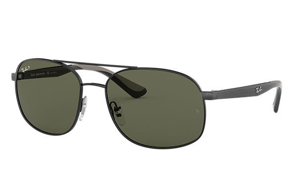 Ray-Ban 0RB3593-RB3593 Black; Black,Grey SUN