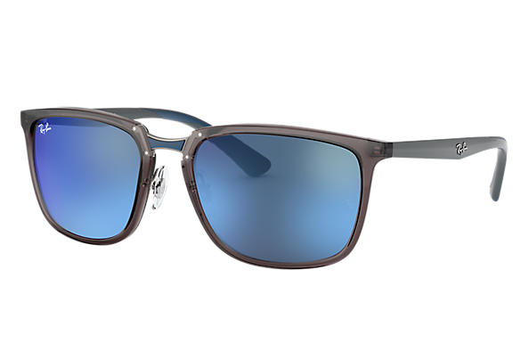 Ray-Ban 0RB4303-RB4303 Grey; Grey,Blue SUN