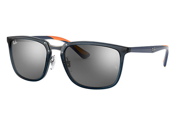 Ray-Ban 0RB4303-RB4303 Blue; Blue,Orange SUN