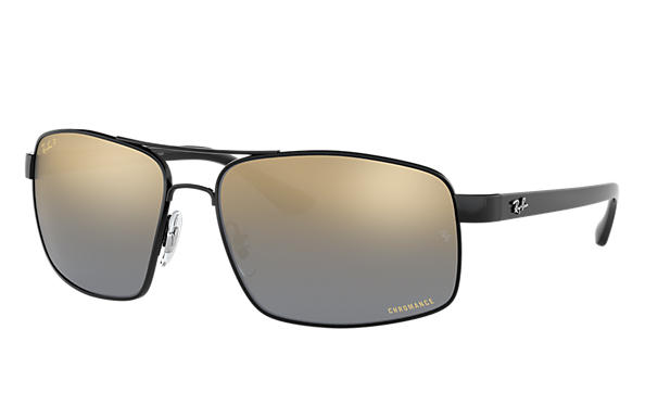 Ray-Ban 0RB3604CH-RB3604CH Nero SUN