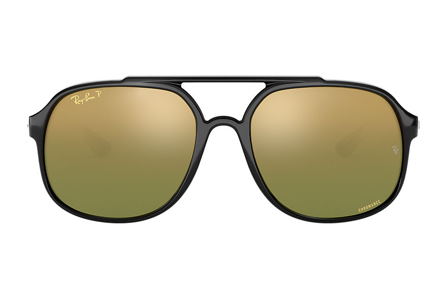 Ray-Ban  sunglasses RB4312CH MALE 004 rb4312 chromance grijs 8053672919998