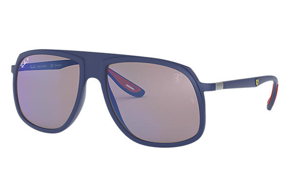Ray-Ban 0RB4308M-SCUDERIA FERRARI COLLECTION RB4308M Blue SUN