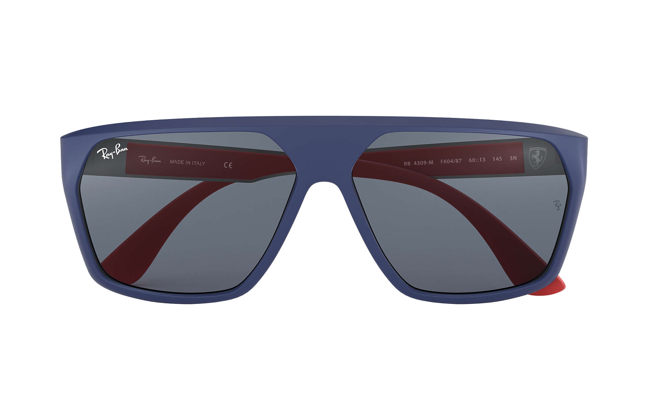 eac4b000ee ... Ray-Ban 0RB4309M-SCUDERIA FERRARI COLLECTION RB4309M Blue  Gunmetal
